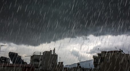 Καιρός: Καταιγίδες το μεσημέρι στον Βόλο – Υψηλή δραστηριότητα κουνουπιών