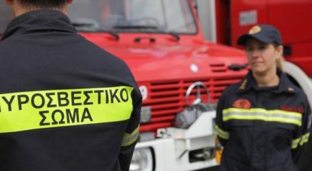 Πυρκαγιά σε νεοκλασικό στο κέντρο της Αθήνας