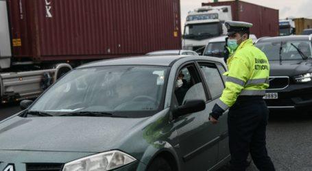 Στους δρόμους 3.000 αστυνομικοί – Ικανοποίηση στην ΕΛΑΣ για την τήρηση των μέτρων