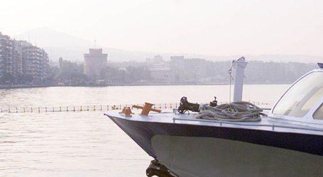 Ελαφρά πρόσκρουση φορτηγών πλοίων σε λιμάνι της Θεσσαλονίκης