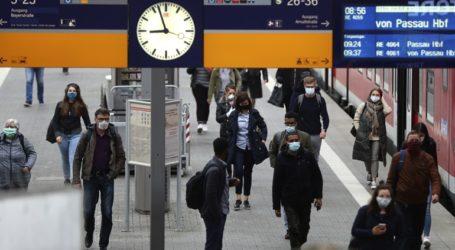 94 θάνατοι και 945 κρούσματα το τελευταίο 24ωρο στη Γερμανία
