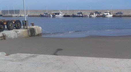 «Μίνι τσουνάμι» στο λιμάνι του χωριού Βιάννος, εξαιτίας του σεισμού