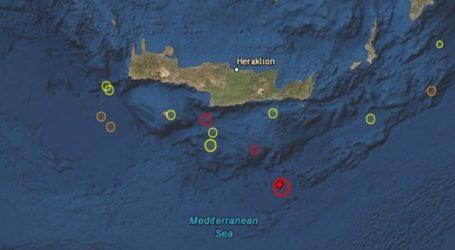 Γιατί δεν έγινε αισθητός ο σεισμός των 6 Ρίχτερ σε όλη την Κρήτη