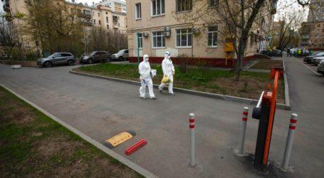 Στη Μόσχα το 2% των κατοίκων έχει προσβληθεί από τον νέο κορωνοϊό