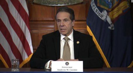 """Ο κυβερνήτης της Νέας Υόρκης προειδοποιεί για το άνοιγμα """"στα τυφλά"""" των πολιτειών"""