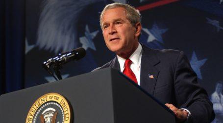 Αντίδραση Τραμπ για βίντεο του πρώην προέδρου Τζορτζ Μπους