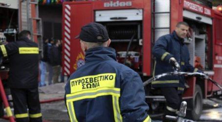 Πυρκαγιά σε ακατοίκητη μονακατοικία στην Πατησίων
