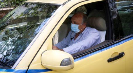 Προαιρετικό το διαχωριστικό προστασίας στα ταξί