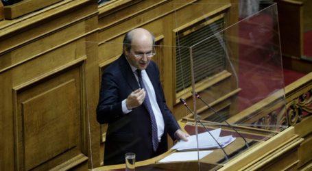 Βελτιωτικές αλλαγές Χατζηδάκη στο περιβαλλοντικό νομοσχέδιο