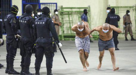 Διαμαρτυρία εκατοντάδων εγκλείστων σε κέντρα κράτησης
