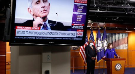 Στη Γερουσία θα καταθέσει ο Φάουτσι σχετικά με την αντίδραση της κυβέρνησης Τραμπ στην πανδημία