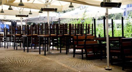 Ο ελληνικός κλάδος εστίασης συμμετέχει στην πανευρωπαϊκή διαμαρτυρία «άδειες καρέκλες»