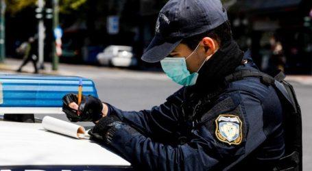 Σε 66 ανήλθαν οι παραβάσεις για μη τήρηση της ελάχιστης απόστασης και μη χρήση μάσκας