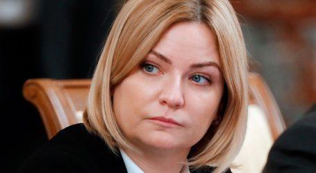 Η υπουργός Πολιτισμού της Ρωσίας διαγνώσθηκε με Covid-19