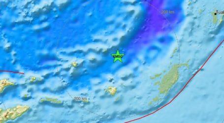 Σεισμός 6,9 Ρίχτερ κοντά στην Ινδονησία