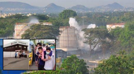 Τουλάχιστον 1.000 άνθρωποι σε νοσοκομεία και εννέα νεκροί από διαρροή αερίου