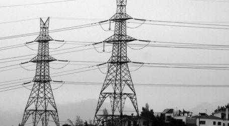 Μείωση σοκ 14% στη ζήτηση ρεύματος τον Απρίλιο