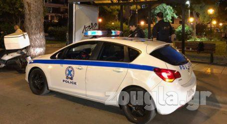 Σε αστυνομικό κλοιό η πλατεία Αγ. Ιωάννου στην Αγία Παρασκευή