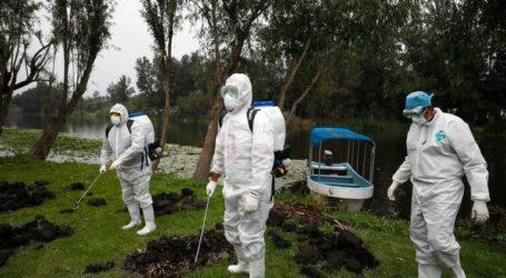 257 θάνατοι από Covid- 19 και 1.982 κρούσματα μόλυνσης