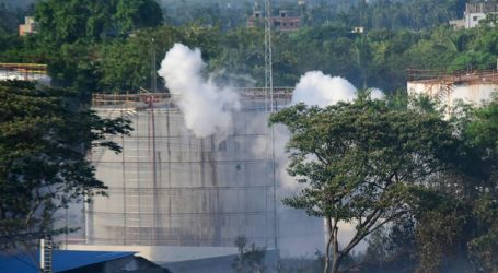 Απομακρύνονται περισσότεροι κάτοικοι μετά τη διαρροή τοξικού αερίου από μονάδα της LG Chem