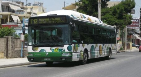 Αυξήθηκε κατά 82% η επιβατική κίνηση στα Μέσα Μαζικής Μεταφοράς