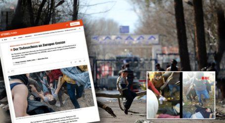 """""""Έτσι έγιναν ζώνη θανάτου τα σύνορα της Ευρώπης"""""""