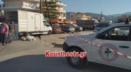 Άγρια συμπλοκή με δύο σοβαρά τραυματίες στη Λαϊκή αγορά των Αγίων Θεοδώρων