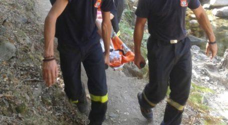 Συναγερμός σε φαράγγι των Χανίων για διάσωση παρέας τεσσάρων ατόμων