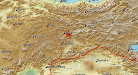Σεισμός 3,9 Ρίχτερ στην Τουρκία