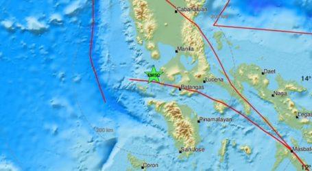 Σεισμός 5,5 Ρίχτερ στις Φιλιππίνες