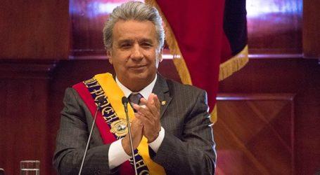 Ο πρόεδρος Μορένο μειώνει κατά 50% τον μισθό του όπως και των μελών της κυβέρνησης