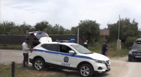 Σαρώνουν την Κέρκυρα οι αστυνομικοί