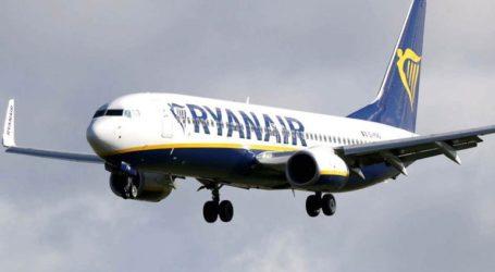 Η Ryanair θα πραγματοποιεί το 40% των πτήσεών της τον Ιούλιο με νέους κανόνες