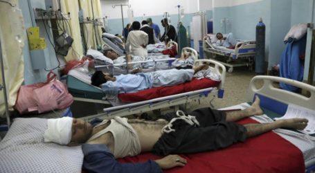 Επίθεση σε νοσοκομείο του Αφγανιστάν με οκτώ νεκρούς