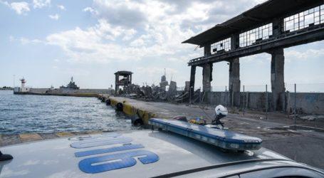 Αυτοκίνητο έπεσε στη θάλασσα στην Ακτή Βασιλειάδη του λιμανιού του Πειραιά