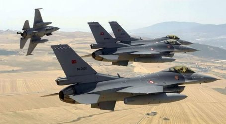 Τουρκικά F-16 πέταξαν πάνω από το Φαρμακονήσι