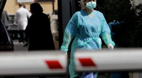 Στους 156 οι νεκροί εξαιτίας του κορωνοϊού στην Ελλάδα