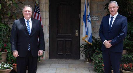 Επιφυλακτικότητα συνιστά ο Πομπέο στο Ισραήλ στην προσάρτηση εδαφών της κατεχόμενης Δυτικής Όχθης