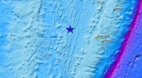 Σεισμός 6,2 Ρίχτερ στα νησιά Φίτζι