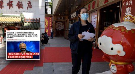 """""""Η Κίνα έκρυβε την αλήθεια για τον κορωνοϊό"""""""