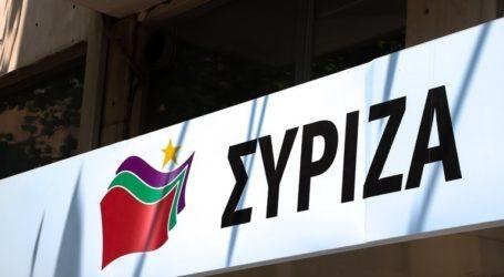 Αυξανόμενα κρούσματα έκνομης αστυνομικής βίας και συγκάλυψη από την Κυβέρνηση, καταγγέλλουν 50 βουλευτές του ΣΥΡΙΖΑ