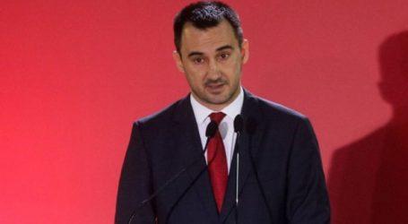 Ο Μητσοτάκης να αποπέμψει τον Σκέρτσο για να τοποθετείται ως απλός πολίτης