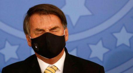 Ο πρόεδρος Μπολσονάρου επικρίνει για μία ακόμη φορά τα μέτρα καραντίνας
