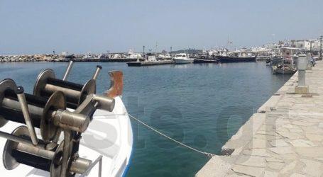 Άδεια από σκάφη η διάσημη μαρίνα στη Νάουσα Πάρου