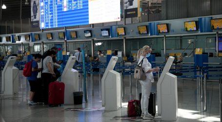 Αυξημένα δρομολόγια και μέτρα προστασίας στα αεροδρόμια της Κρήτης