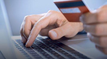 Mastercard: «Έκρηξη» διαδικτυακών αγορών λόγων lockdown