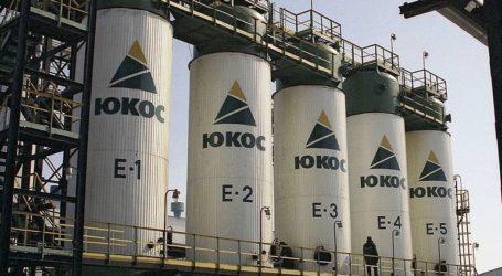 Οι μέτοχοι της πετρελαϊκής εταιρείας Yukos κατάσχεσαν τα περιουσιακά στοιχεία των εταιρειών Stolichnaya και Moskovskaya