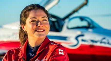 Καναδικό στρατιωτικό αεροσκάφος συνετρίβη στη διάρκεια επίδειξης