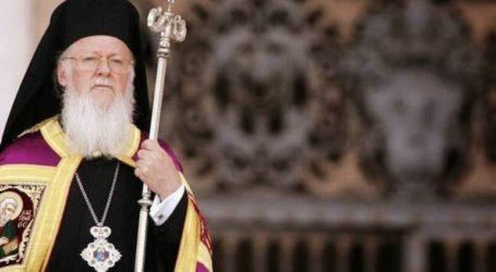 «Βλακώδης παραφροσύνη οι κατηγορίες τουρκικού φυλλαδίου σε βάρος του Οικουμενικού Πατριάρχη»