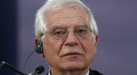 Ο επικεφαλής της ευρωπαϊκής διπλωματίας Τζουζέπ Μπορέλ συγχαίρει τη νέα κυβέρνηση του Ισραήλ